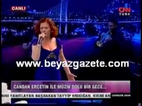 Candan Erçetin - Unutama Beni Canlı Performans Video - 16 Ocak 2010 Cumartesi.mp4