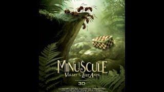 Minuscule Trailer Ufficiale Italiano (2014)