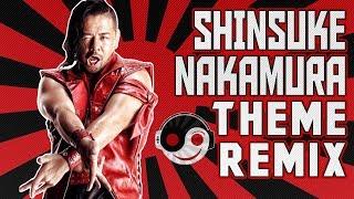 Shinsuke Nakamura Theme - The Rising Sun [Styzmask Remix]
