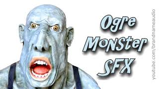 Ogre Monster Sounds