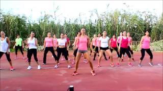 ZUMBALL GIRLS - MUEVE LA CINTURA