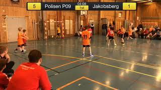 Polisen P09 vs Jakobsberg 2019-02-17
