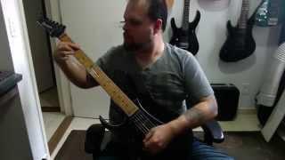 Kombato Waiting to Die - Guitar