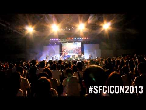 SFC ICON 2013: Witness: Session Worship Day 1 Highlights SDE