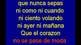 Noches de boda  -  Joaquin Sabina -  karaoke   Tony Ginzo