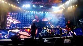 Metallica - One (HD Clip) Live Malaysia 2013