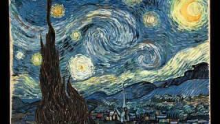 Vincent [Starry Starry Night] Cover, Chloe Agnew, Van Gogh Art