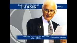 FILOSOFIA DE LIDERANÇA - DISCO 1 - parte 1 - Jim Rohn