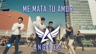 Angeles - Me Mata Tu Amor (ft. Yomil & El Dany) | Video Oficial