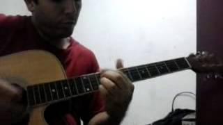 Chord-melody Atirei O Pau No Gato. Matheus Marques.