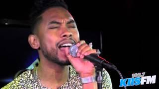 "102.7 KIIS-FM: Miguel ""Adorn"" LIVE Acoustic"