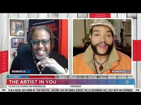 Style Speaks Show with Ronald Byrd