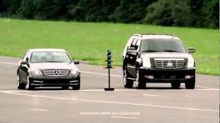 Cadillac Escalade VS Mercedes Classe C