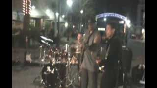"Renny J & the Funk Machine - Playing The Gap Band Cover, ""Early In The Morning"""