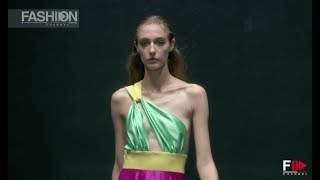 PAOLA FILIPPONE Spring Summer 2019 Montecarlo MCFW - Fashion Channel