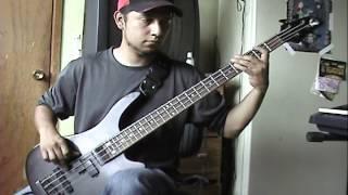 y todos me miran cover para bass (Gloria Trevi)