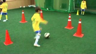 Fundamento de Drible, Controle da Bola, Dominio e Condução - Futebol