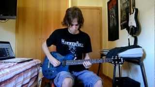 Baron Rojo - Buenos Aires Guitar Cover