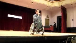 Borsy Ádám - Vén Európa (Varga Miklós) Marosvásárhely fellépés 2013-10-05