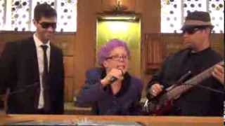 Blurred Lines - Official Jewish Parody (A Good Shul) - Robin Thicke
