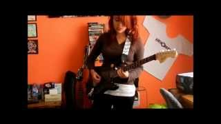 Black Treacle - Arctic Monkeys (guitar cover)