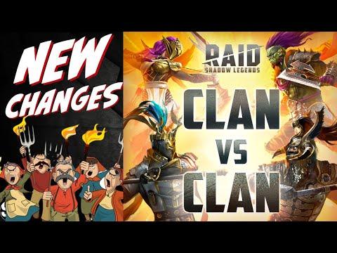 CvC changes, wait, what? RAID SHADOW LEGENDS
