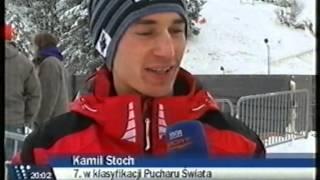 Norweska dominacja w sportach zimowych (19.12.2011)