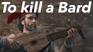 Bard Killing Symphony | Assassin's Creed 2