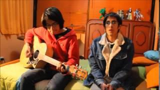 """Paolo Artiaga canta """"No diré"""""""