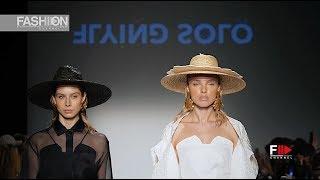 ELENA RUDENKO - FLYING SOLO SS 2020 New York - Fashion Channel