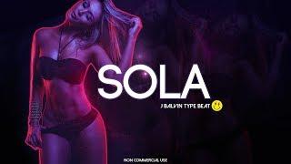 Sola - J. Balvin ⚡️Ft Kevin Roldan /Reggaeton Type Beat (BeatsLab)