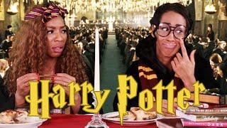 Harry Potter Parody #ADDMovies ft. Simone Shepherd, Kiya Roberts, & King Keraun #ADDMovies