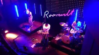 Roosevelt -Moving on-live im Mojo Club Hamburg 21.4.17