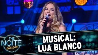 The Noite (15/04/16) Musical: Lua Blanco