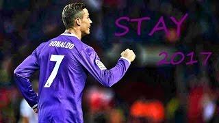 Cristiano Ronaldo - Rihanna Stay - 2017