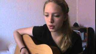 CLOUDS ONE DIRECTION ACOUSTIC COVER BY ANDIE