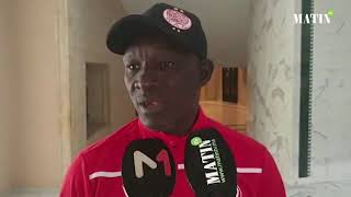 Ligue des champions d'Afrique : Les Wydadis confiants en leur capacité à s'imposer à Tunis