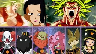 REVELADO OS NOVOS DEUSES DA DESTRUIÇÃO | SSJ MULHER? (Dragon Ball Super)