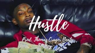 """21 Savage X Future X Metro Boomin Type Beat """"Hustle"""""""