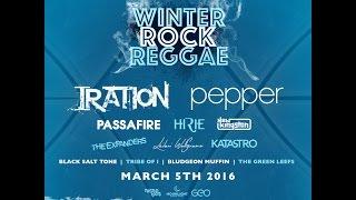 Winter Rock Reggae March, 05 2016