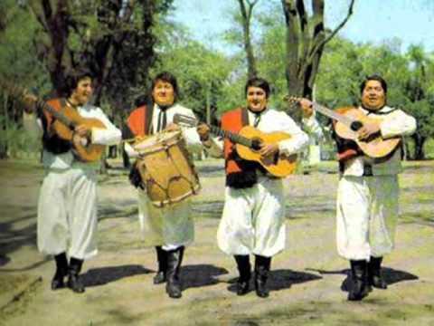 Pantaleon El Bagualero de Los Cantores Del Alba Letra y Video