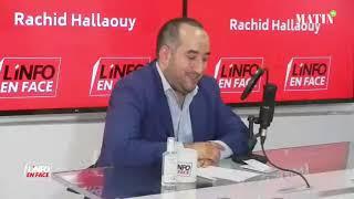 L'Info en Face éco avec Ahmed Khalid Ben Omar
