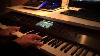 Tu es mon autre - piano cover - Lara Fabian & Maurane