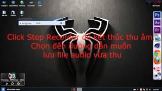 TUT Sound Recorder