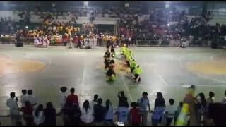 Festival  Sud 2016 Barrio Cupesi - Santa Cruz _Bolivia(Baile peruano- alcatraz )Campeones