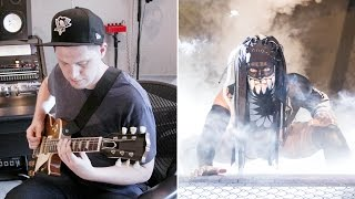 How CFO$ created a demonic atmosphere for Finn Bálor's entrance
