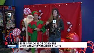 Santa llega a Zoomers. Gaby Romero habló con él y sus organizadores