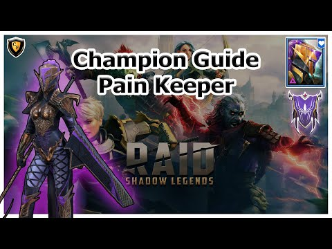 RAID Shadow Legends | Champion Guide | Pain Keeper