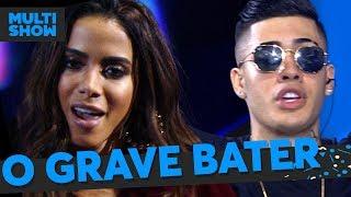 O Grave Bater | Mc Kevinho + Anitta | Música Boa Ao Vivo | Música Multishow