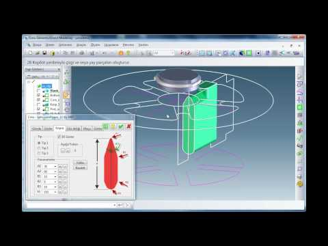 ExtrusionPower - Alüminyum Ekstrüzyon Kalıp 3B CAD Tasarımı